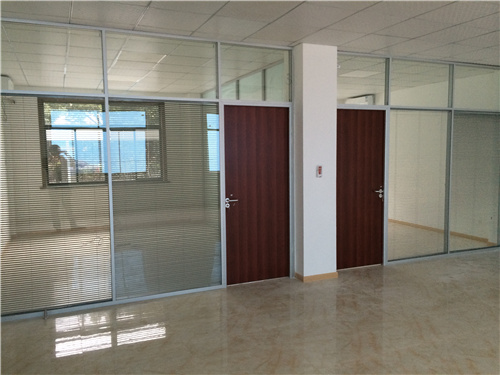 High Office Partition Aluminum Profile